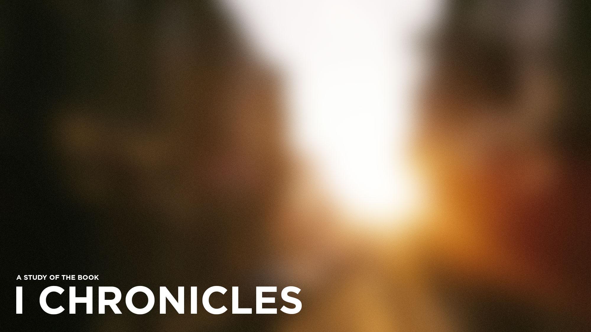 I Chronicles
